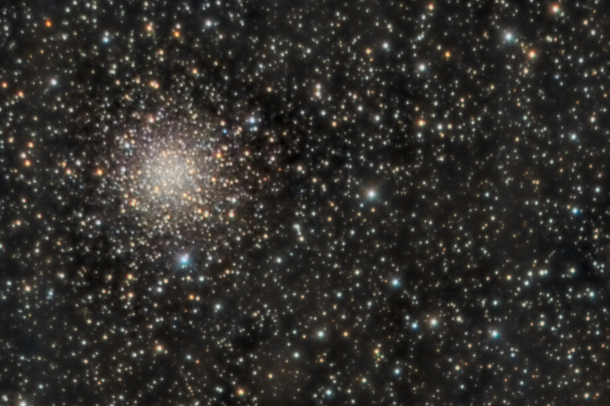 M56 - Globular Cluster in the constellation Lyra