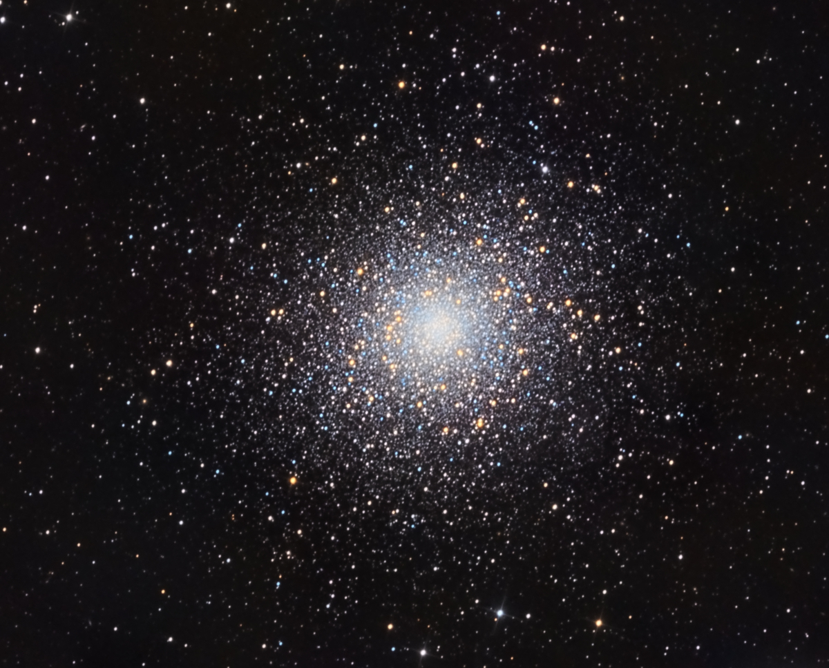 M5 - Globular Cluster in the constellation Serpens